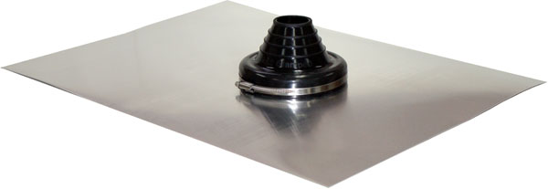 Pipe Flashing - Boot Size 45mm to 90mm