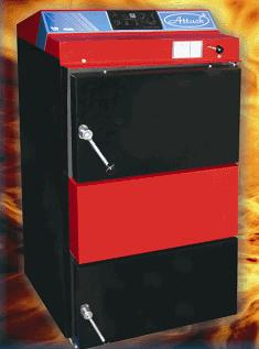 Attack DP Profi Log Burning Boilers
