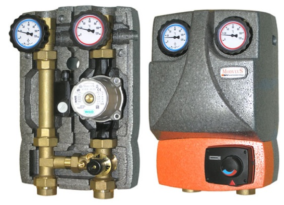 "M2 MIX3 1"" Auto-mix Insulated Pump Unit"