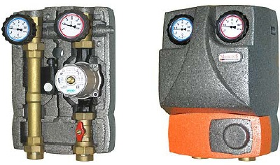 "M2 1"" Direct Flow Insulated Pump Unit"