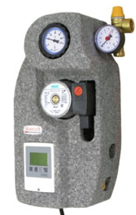 S1 Solar 10 Single Line Pump with STDC Controller