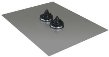 Pipe Flashing DUO - Boot Size 5mm to 50mm