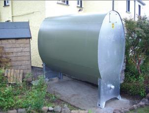 v mac wood pellet silo 3 5 tonne vmac silo evergreen energy ltd quality renewable. Black Bedroom Furniture Sets. Home Design Ideas
